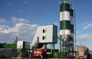 Автоматизована система управління бетонозмішувальної установкою