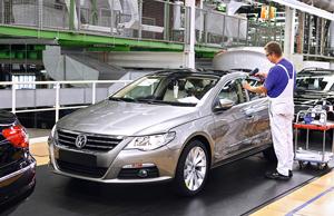Реализация системы управления и сбора информации на заводе Volkswagen на SCADA-системе zenon