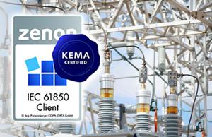 Розширення комунікаційних можливостей драйверу zenon IEC 61850