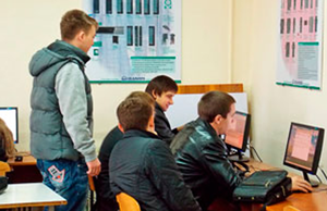 Учебный центр в Днепропетровском Национальном горном университете