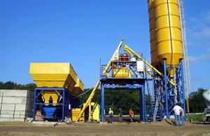 Система контролю та оповіщення Дніпродзержинського заводу виготовлення будівельних сумішей