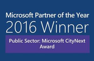 Компанія COPA-DATA, виробник SCADA системи zenon - Партнер Року Microsoft 2016