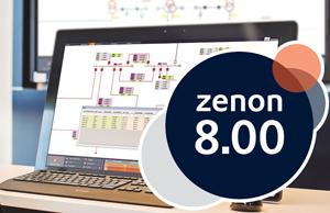 COPA-DATA представила нову версію SCADA zenon 8.00