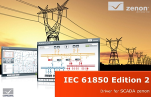 Тепер SCADA система zenon підтримує IEC 61850 Edition 2 - одного з найважливіших протоколів керування обладнанням на підстанціях