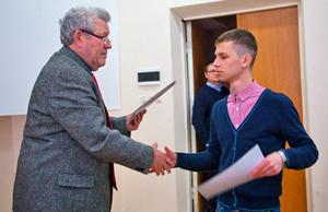 Результати Всеукраїнської студентської олімпіади зі спеціальності «КОМП'ЮТЕРИЗОВАНІ СИСТЕМИ УПРАВЛІННЯ ТА АВТОМАТИКА», яка відбулась в Національному Гірничому Університеті