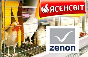 Контроль споживання води зі SCADA zenon